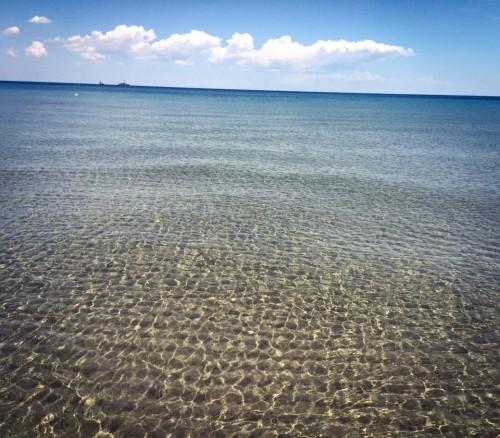 Marina di Ginosa un mare Bandiera Blu da 18 anni