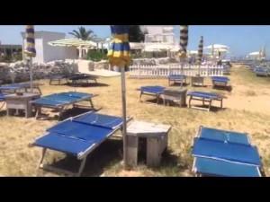 spiaggia per cani sisina