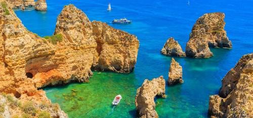 Algarve, la faccia più festosa del Portogallo