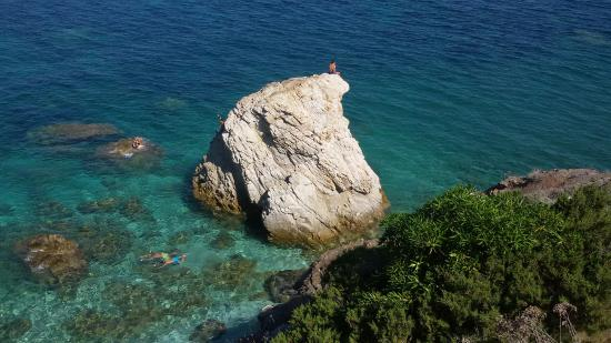 La Sorgente e Sansone, le perle dell'isola d'Elba